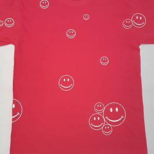 Smiley Acid Face T shirt - Customised - Trash Industries - fashion - trends - Clothing -