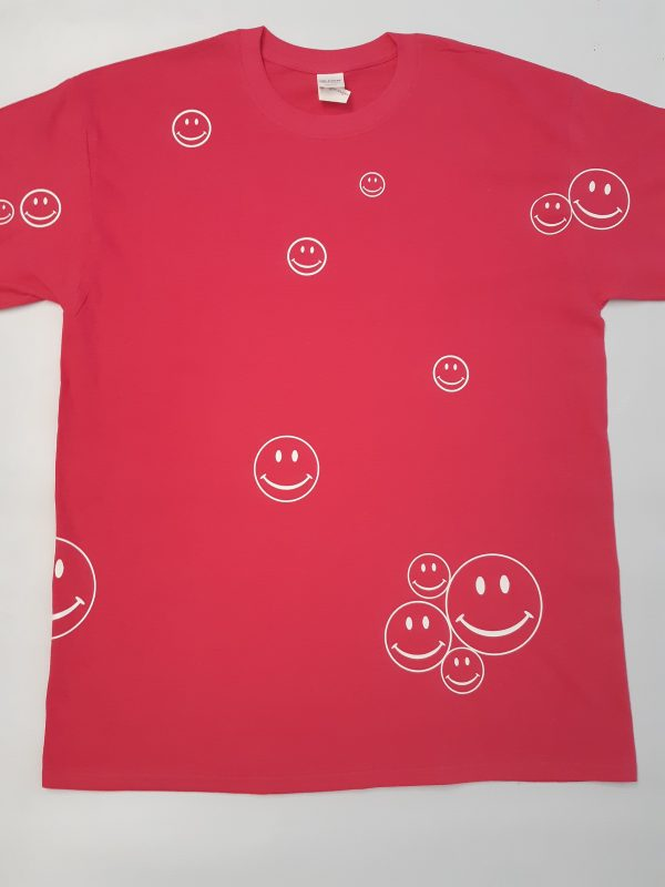 pink smiley front