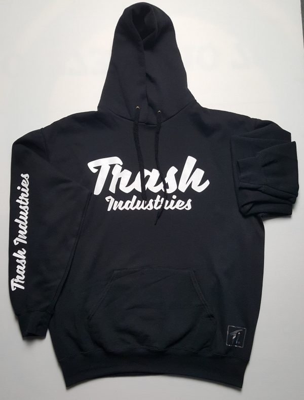 Trash Ind Hood Black Full